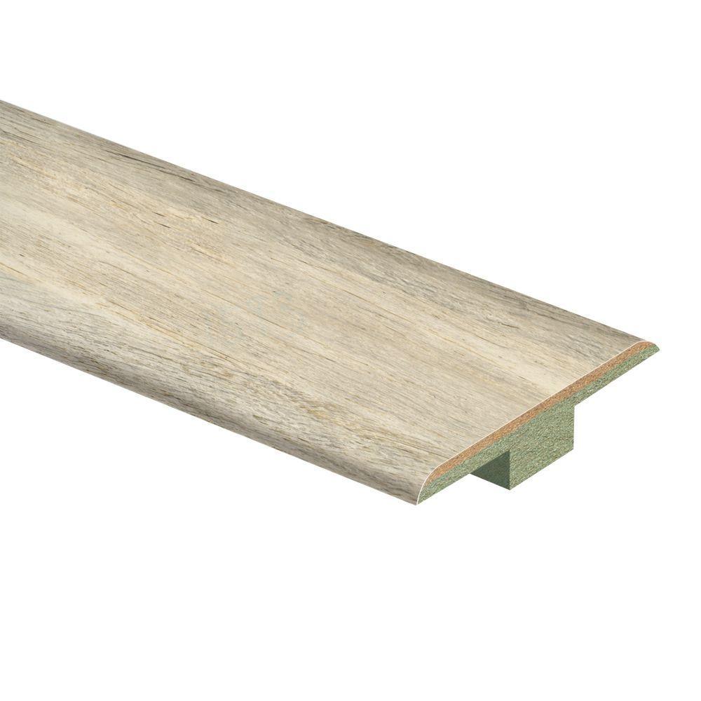 Zamma Maui Whitewashed Oak 7 16 In Thick X 1 3 4