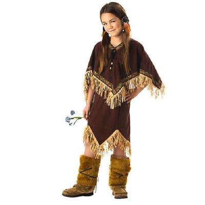 Princess Wildflower Child Costume