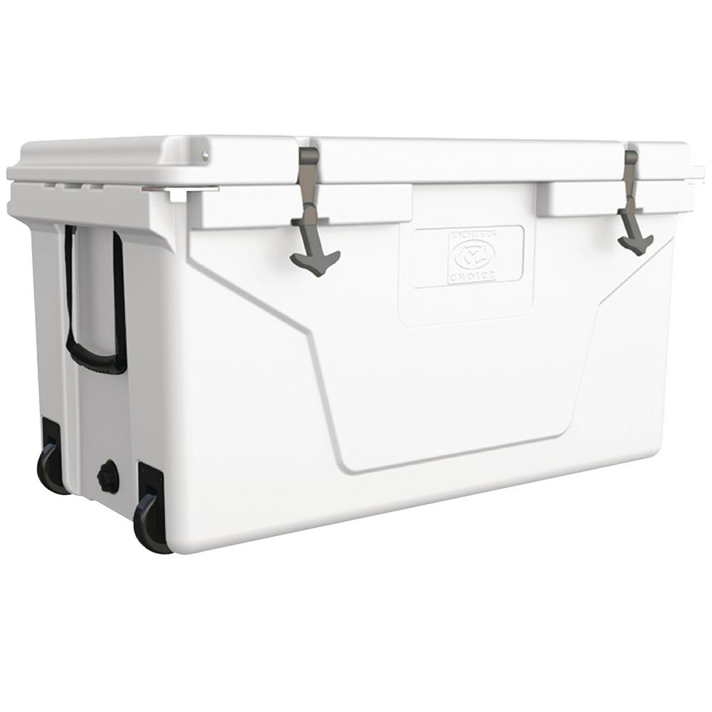 Yachter's Choice 110 Qt. Extended Performance Cooler With Wheels