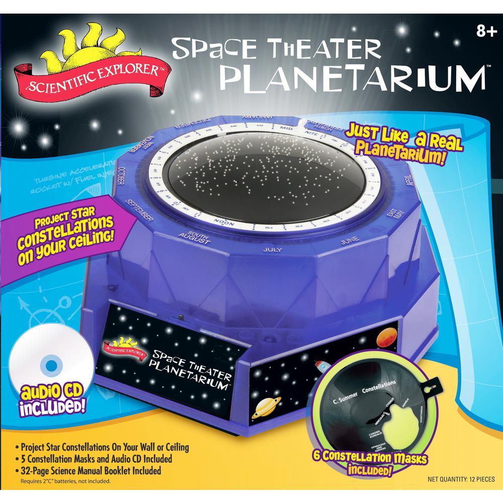 Space Theater Planetarium