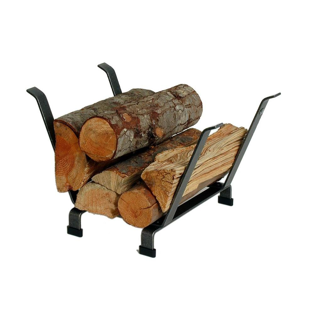 Country Home Log Basket Log Rack with