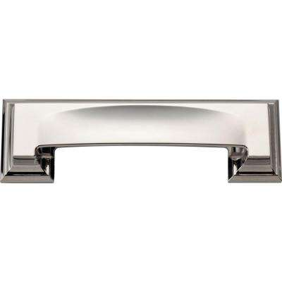 Paradigm Collection 5 in. Polished Chrome Cabinet Center-to-Center Pull
