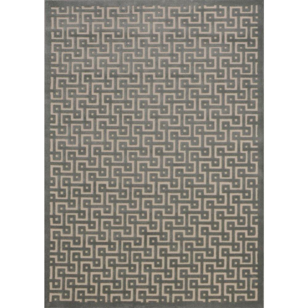 Ultima Ivory/Green 2 ft. 2 in. x 3 ft. 9 in.