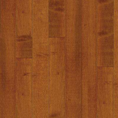 American Originals Warmed Spice Maple 3/8 in. T x 3 in. W x Varied Lng Eng Click Lock Hardwood Floor (22 sq. ft. / case)