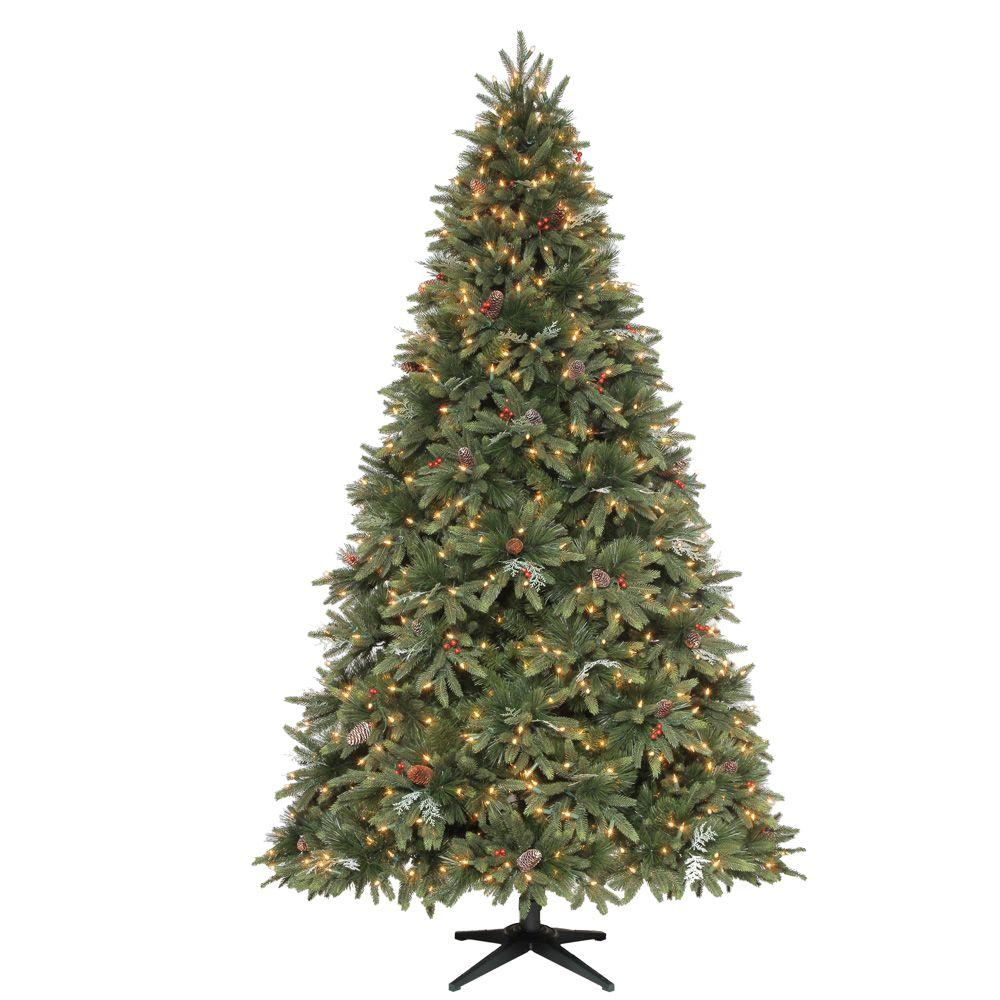 martha stewart living 9 ft andes fir quick set slim artificial christmas tree with - 9 Slim Christmas Tree