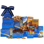 Wine Country Gift Baskets Deluxe Ghirardelli Gift Tower and Chocolate Gift Tower