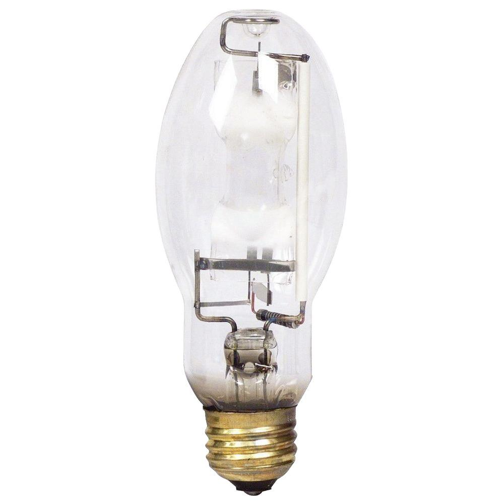 Philips 175-Watt BD17 Metal Halide Switch Start HID Light Bulb (12-Pack)