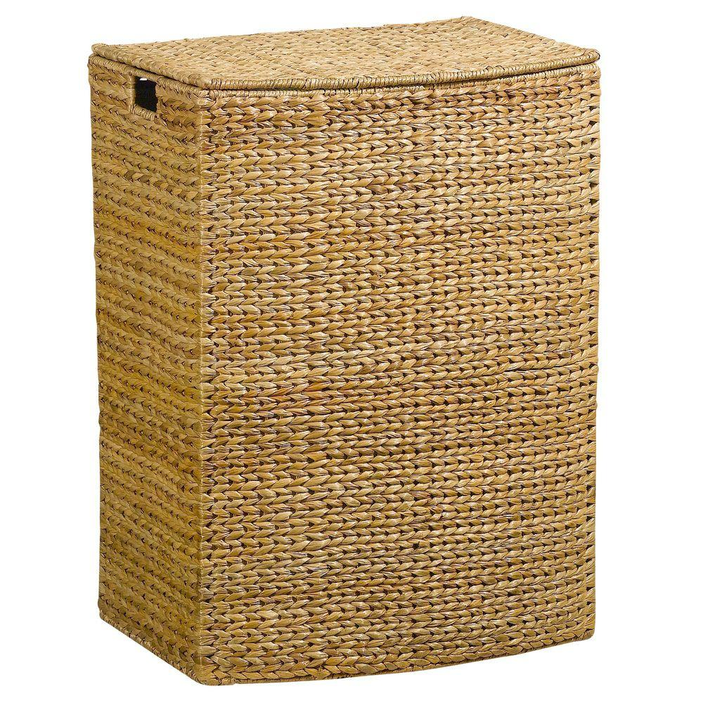 Home Decorators Collection Banana Leaf Laundry Hamper