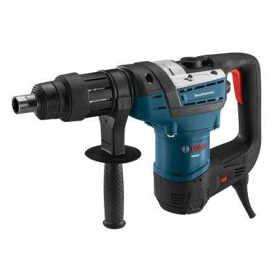 12 Amp 1-9/16 in. Corded Variable Speed Spline Combination Rotary Hammer with Auxiliary Handle and Carrying Case