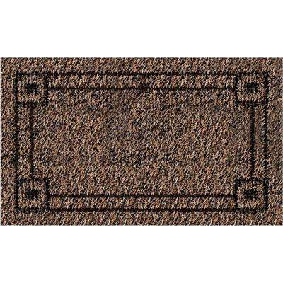 Metro Black Forest 18 in. x 30 in. Door Mat