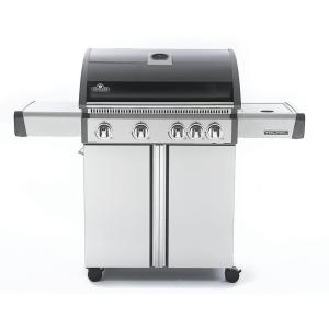 Click here to buy NAPOLEON Triumph 495 5-Burner Propane Gas Grill in Black by NAPOLEON.
