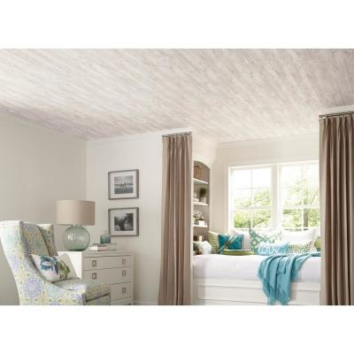 WoodHaven 5 in. x 7 ft. Coastal White Tongue and Groove Ceiling Plank (29 sq. ft./case)