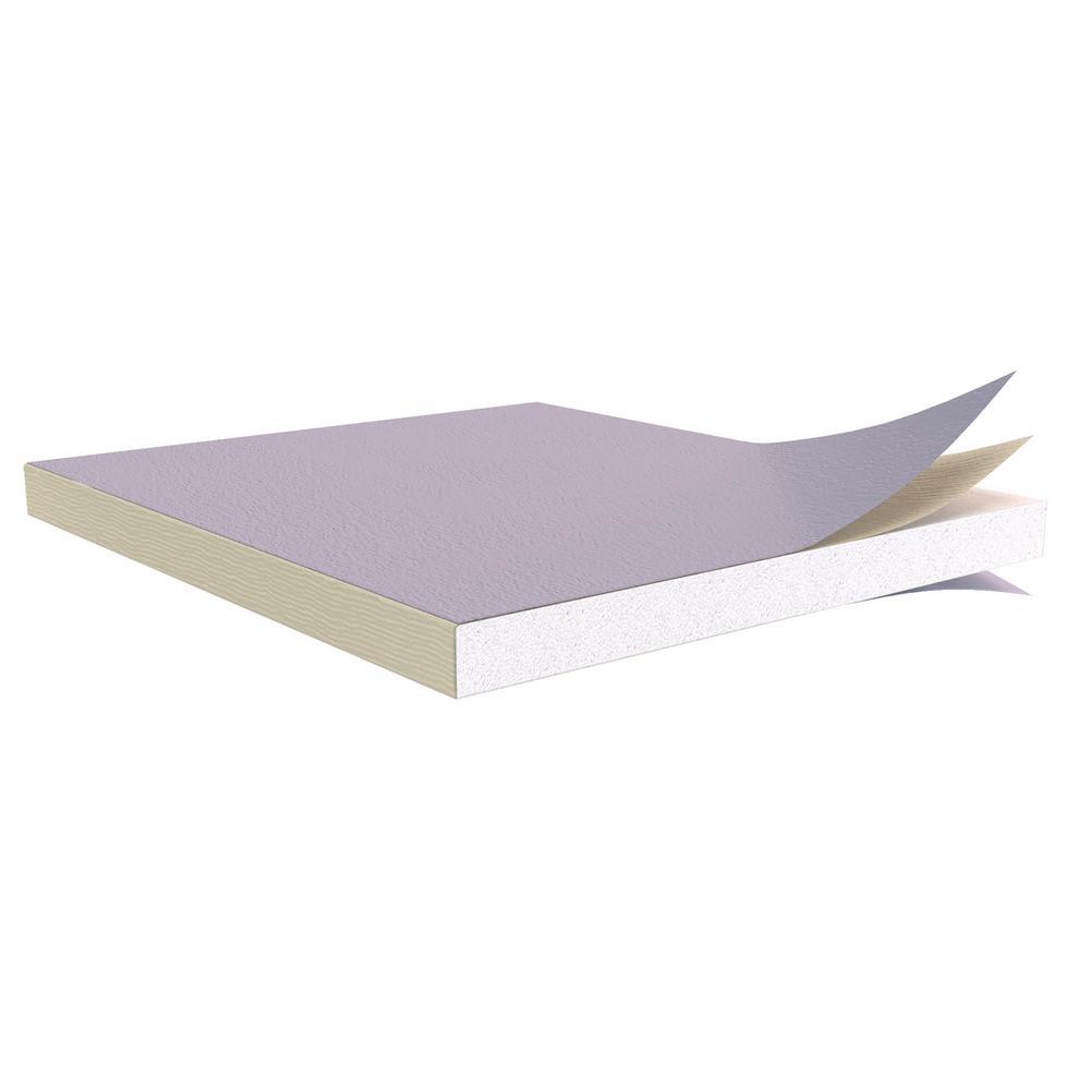 Gold Bond eXP Tile Backer 1/2 in. x 4 ft. x 8 ft. Gypsum Board ...