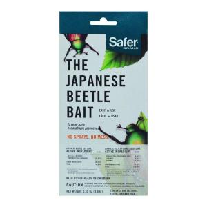 Safer Brand Japanese Beetle Trap Replacement Bait by Safer Brand