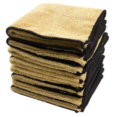 Auto Leather and Vinyl Cloth (8-Pack)