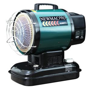 NewMac Pro 60,000 BTU Radiant Kerosene Heater by Kerosene Heaters