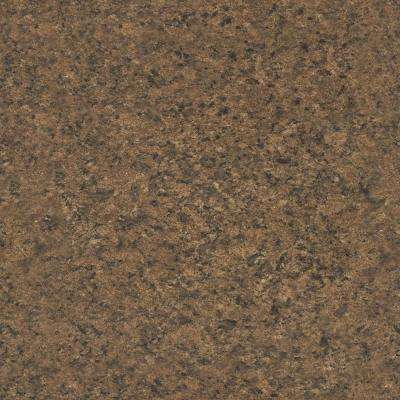 5 ft. x 12 ft. Laminate Sheet in Milano Amber with Premium Quarry Finish