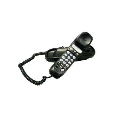 Trendline Corded Telephone - Black