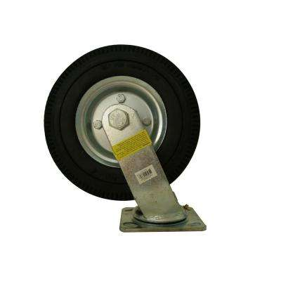 8 in. Swivel Flat Free Caster Wheel