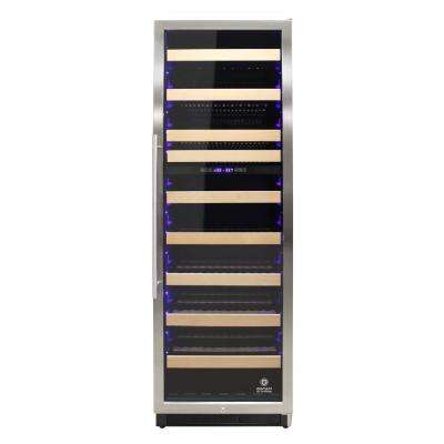 24 in. 119-215 Bottle Wine Cooler