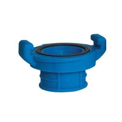 3/4 in. Fiberglass Reinforced Nylon Quick Lock Female NPT Coupling