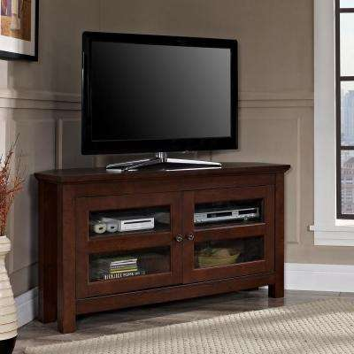 Cordoba Traditional Brown Storage Entertainment Center
