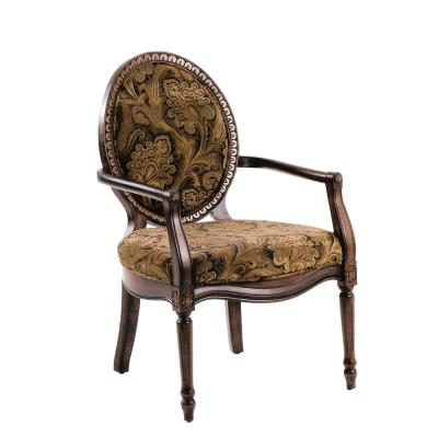 Madison Paisley Accent Chair