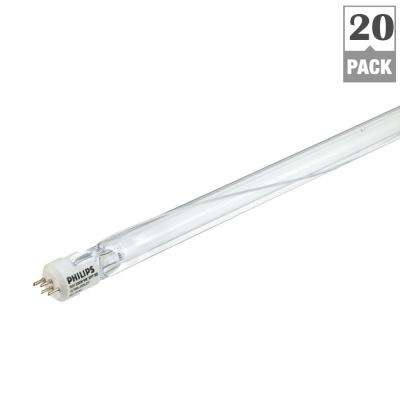 335-Watt 5 ft. 4-Pin (G5.4 x 17q) Linear TUV Dynapower XPT Germicidal Fluorescent Light Bulb (20-Pack)