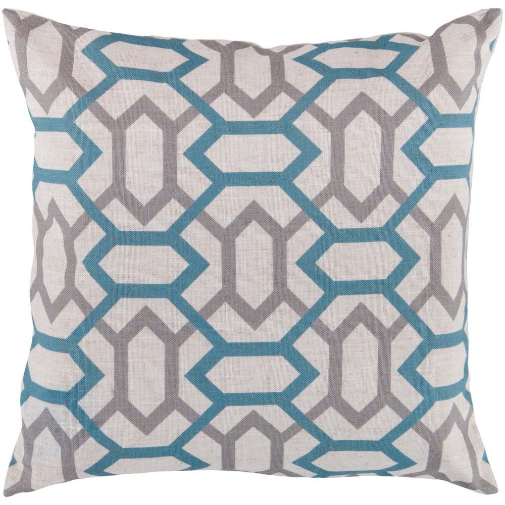 Candelaria Poly Euro Pillow