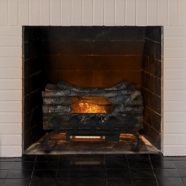 Pleasant Hearth 20 5 In Ling, Cozy Grate Fireplace Heater Reviews