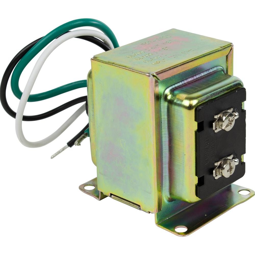 Newhouse Hardware Wired 16v 30va Doorbell Transformer Compatible With Ring Pro 30tr The Home Depot