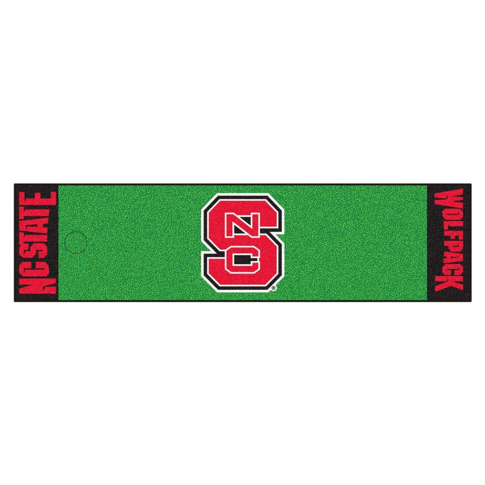 NCAA North Carolina State University 1 ft. 6 in. x 6