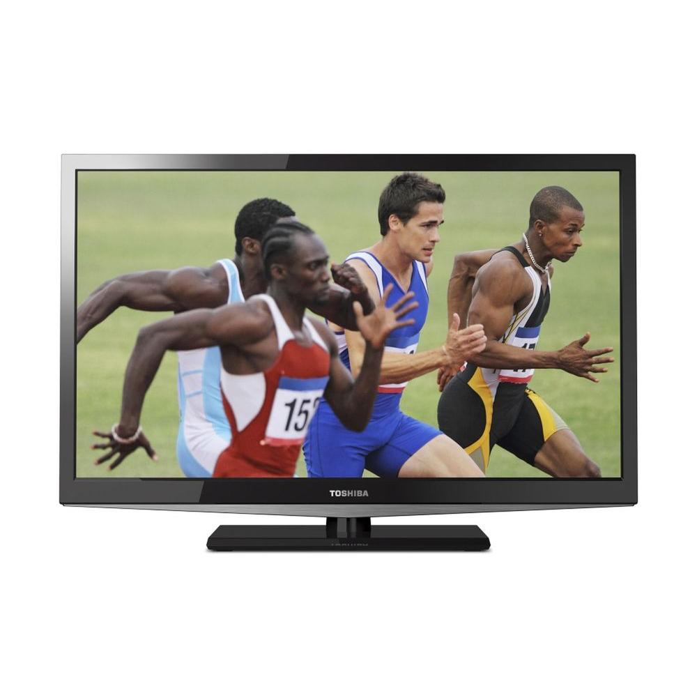 Toshiba 19 in. LED 720P 60Hz HDTV-DISCONTINUED