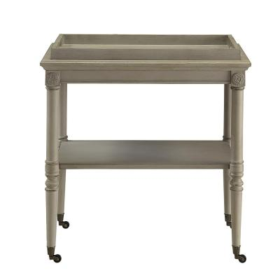 Frisco Tray Table in Antique Slate