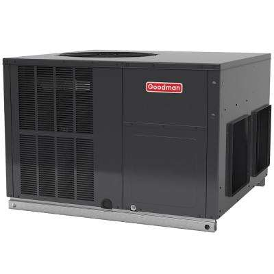 3.5 Ton 16 SEER R-410A Multi-Position Package Air Conditioner Heat Pump