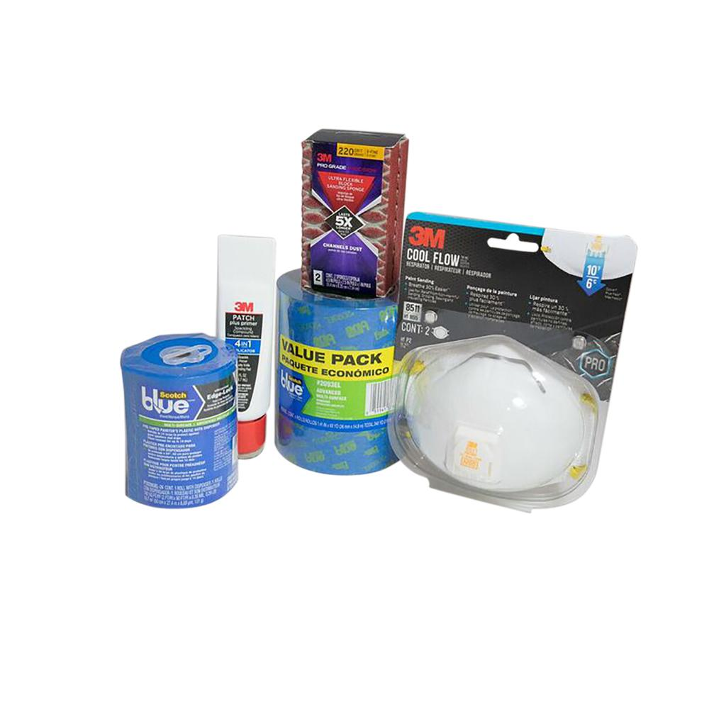 Paint Prep Kit (5-Piece)