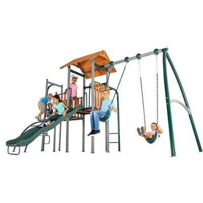 Big Ridge Metal Swing Set