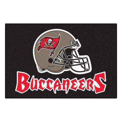 Tampa Bay Buccaneers 19 in. x 30 in. Accent Rug