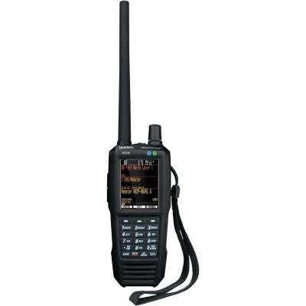 True I/Q Digital Handheld Scanner