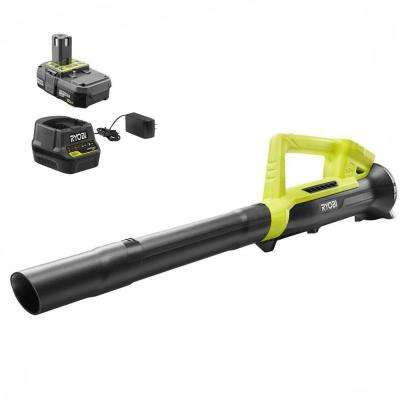 Ryobi Yes Leaf Blowers Outdoor Power Equipment The Home Depot