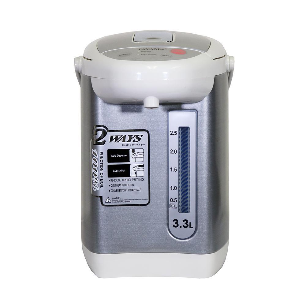 Tayama 12-Cup Electric Kettle by Tayama