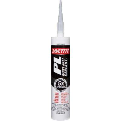 PL 9.5 fl. oz. White Heavy Duty Sealant (12-Pack)