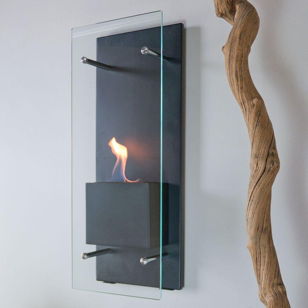 Nu Flame Cannello 1175 In Wall Mount Decorative Bio Ethanol