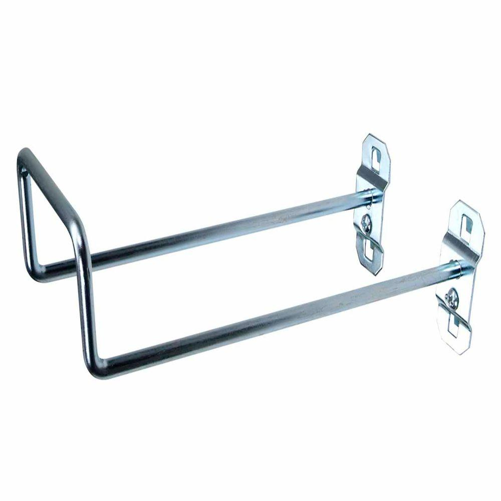 8 in. 30-Degree Bend 2-3/4 in. I.D. Zinc Plated Steel Double