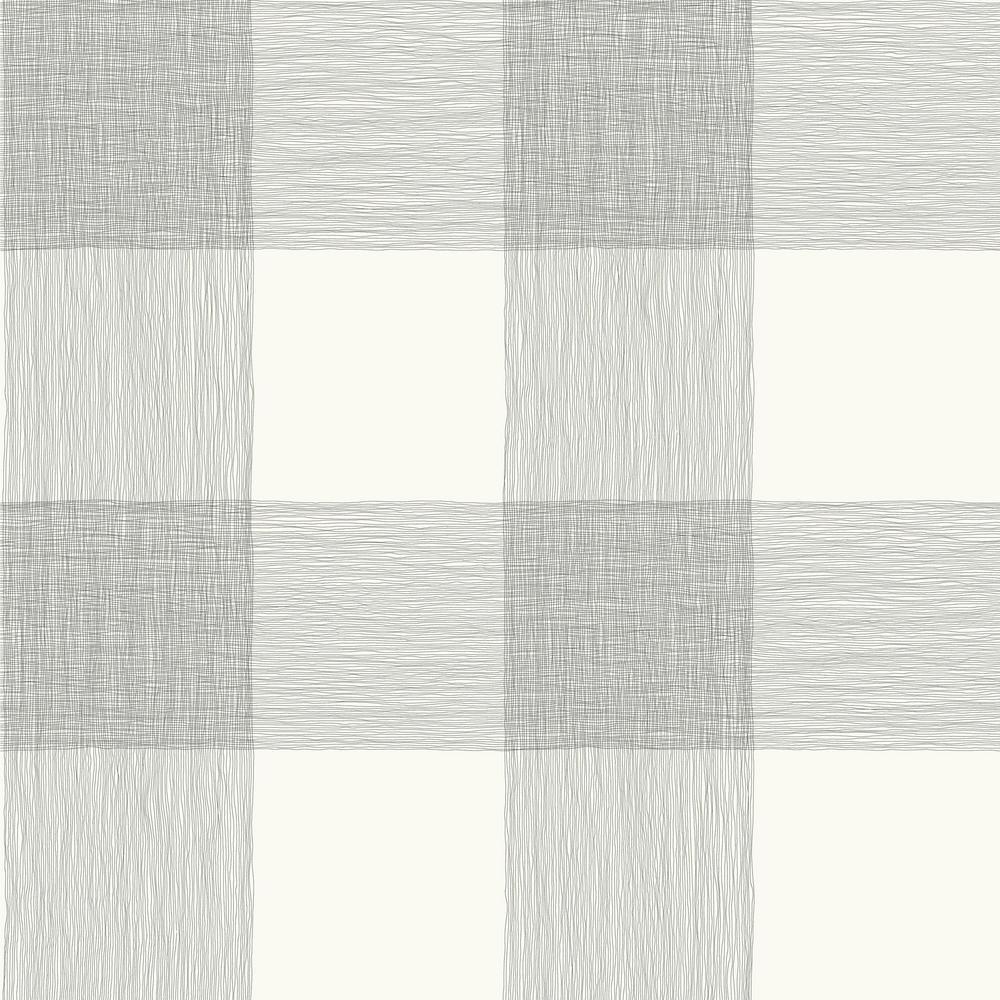 34 sq ft Magnolia Home Common Thread Peel and Stick Wallpaper