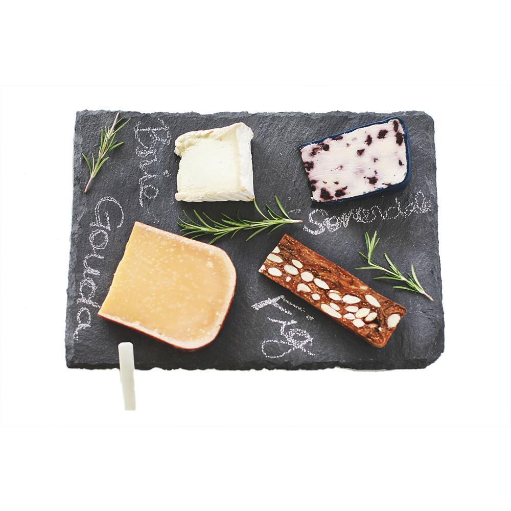 10 in. x 14 in. Slate Cheese Board