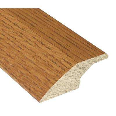 Oak Mink 3/4 in. Thick x 2-1/4 in. Wide x 78 in. Length Hardwood Lipover Reducer Molding