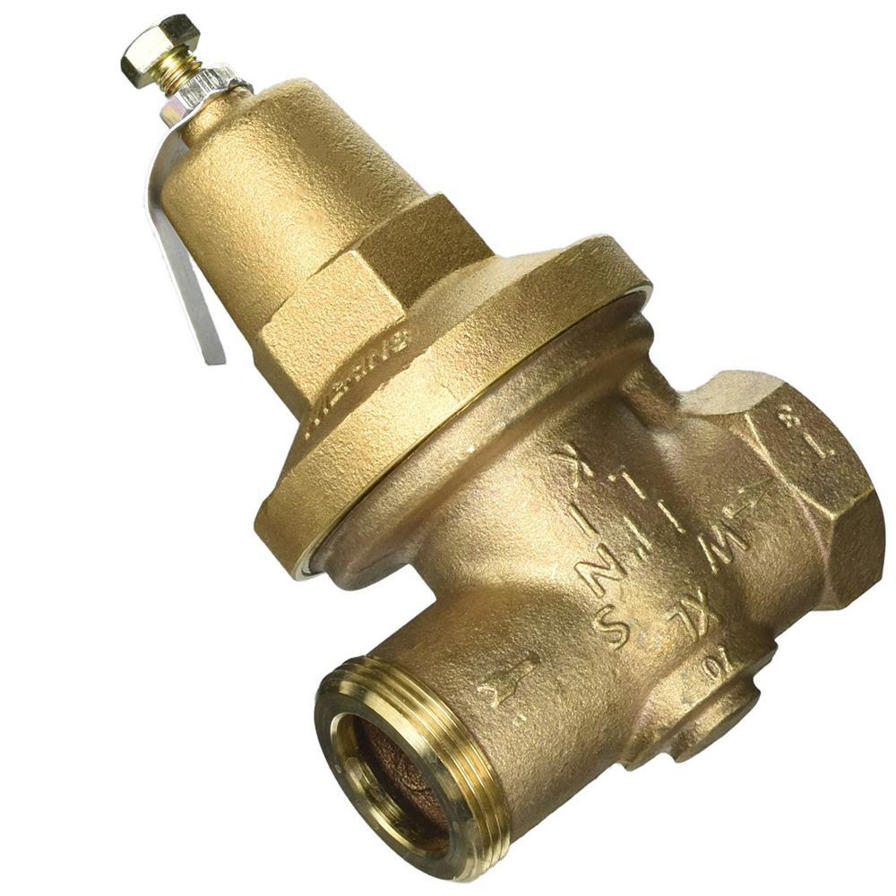 Zurn 1 in  Brass Pressure Reducing Valve