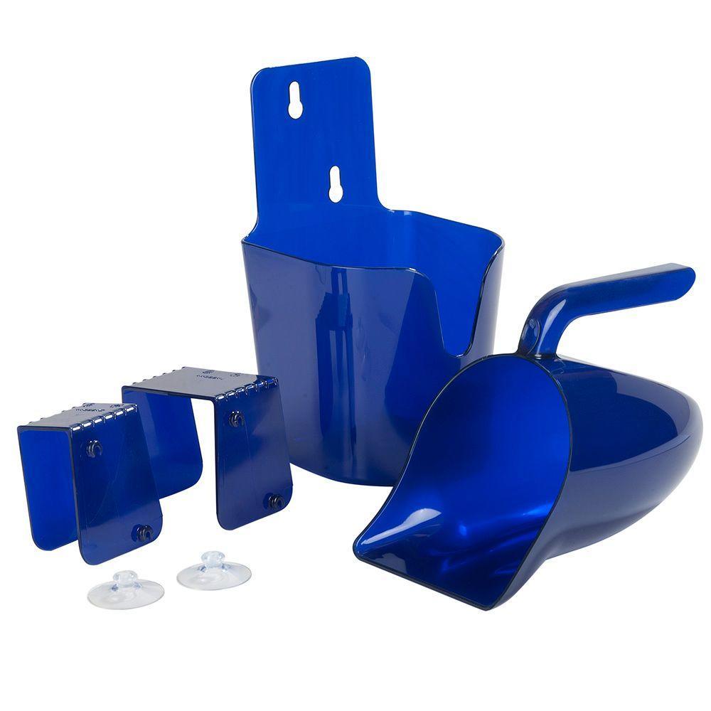 Secure Shield Scoops 32 oz. Blue Scoop Kit