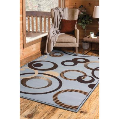 5 X 7 Industrial Area Rugs Rugs The Home Depot